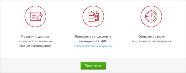 Срок действия вашего документа истек