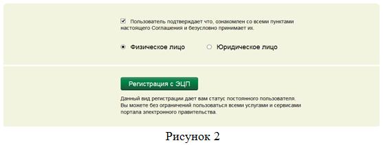 Регистрация ЭЦП в Казахстане