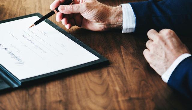 Как подписать договор с использованием ЭЦП