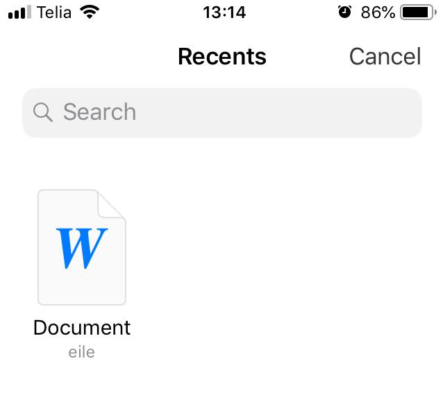 Файл выбран